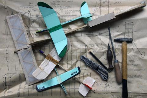 Repülőmodellező szakkör